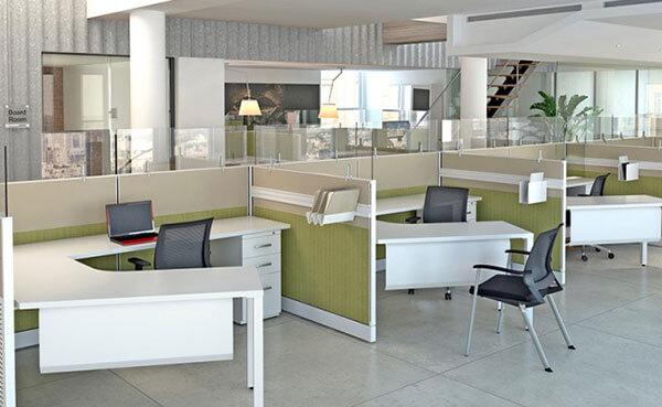 Cách hóa giải hướng bàn làm việc xấu nằm dưới xà ngang, vật sắc nhọn