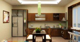 Bật mí cách xây nhà bếp theo phong thủy tốt cho gia chủ nhất