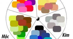 Mệnh Hỏa hợp màu gì nhất? Màu nào đem lại may mắn cho chủ nhân?