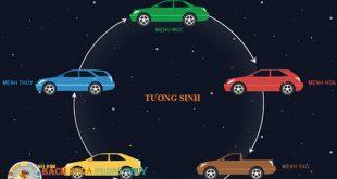 Tuổi Kỷ Tỵ, Đinh Tỵ, Tân Tỵ nên mua xe màu gì hợp nhất 2020?