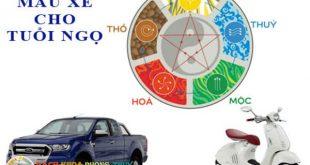 Tuổi Ngọ sinh năm 1990, 1978, 1966 mua xe màu gì hợp?