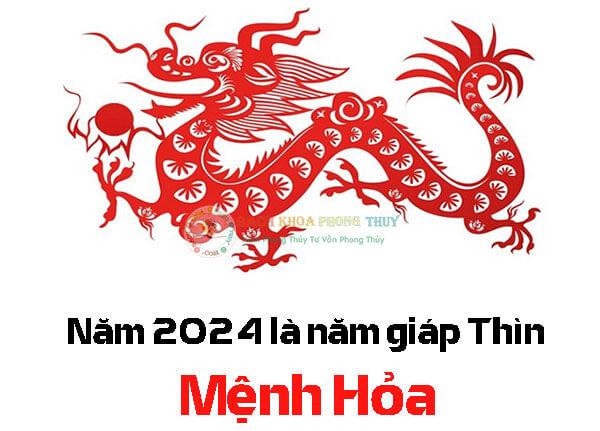 [GIẢI ĐÁP] Năm 2024 là năm con gì và mệnh gì chính xác nhất
