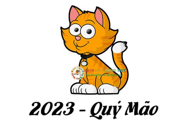 Năm 2023 là năm con gì, mệnh gì