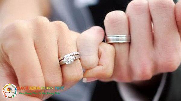 Ý nghĩa đeo nhẫn ngón áp út bên tay phải và tay trái