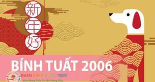 Cách tính nam nữ mạng sinh năm 2006 mệnh gì, tuổi gì?