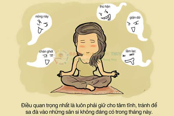 7 điều nên làm trong tháng cô hồn để đem lại may mắn, bình an